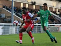 Nantwich Town suffer first home defeat, beaten 3-1 by Buxton
