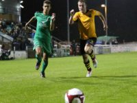 Nantwich Town held 1-1 by Marine at stormy Weaver Stadium