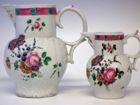 Rare Barry Lomax porcelain collection on sale at Nantwich auction
