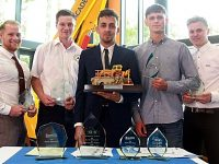 Top UK apprentices celebrated at Reaseheath College in Nantwich