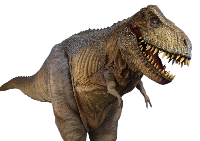 Tyrone the T-Rex will appear at Reaseheath's Family Festival