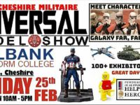 Malbank School in Nantwich to stage Universal Model Show