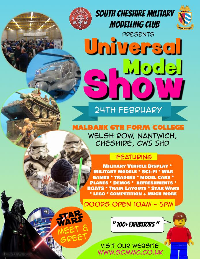 Universal Model Show 2019