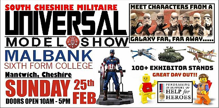 Universal Model Show