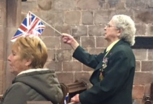 VE Day celebration Nantwich