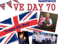 VE Day events in Nantwich town centre unveiled