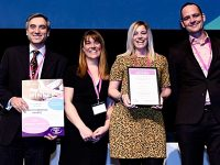 "Leighton Hospital projects hailed at national awards for ""patient experience"""