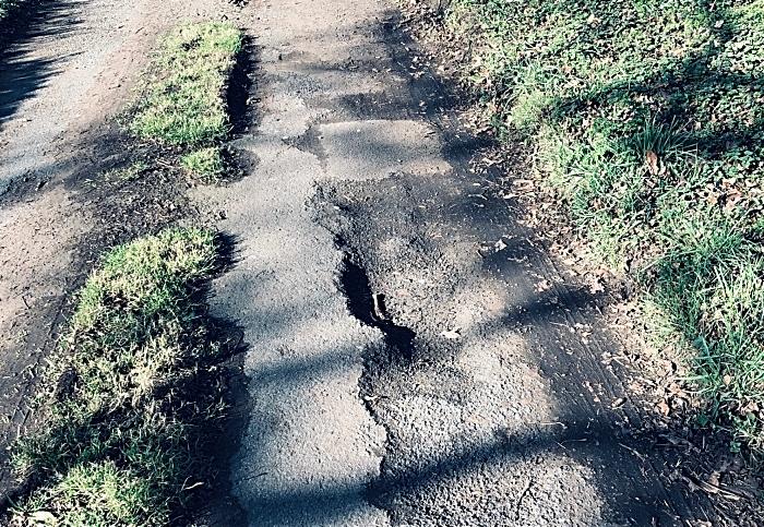 Vale Road in Alpraham 1