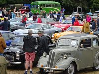 Hundreds enjoy 19th Audlem Festival of Transport