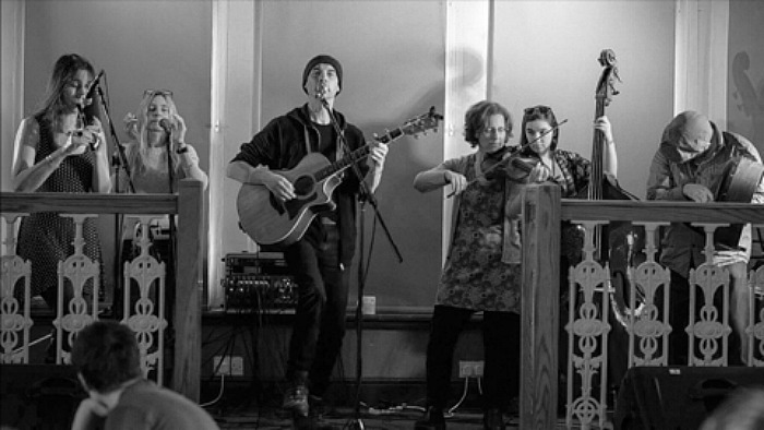 Vervain Celtic folk group, Nepal fundraising night