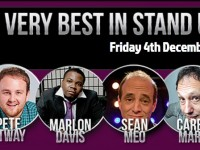 Very Best in Stand Up returns for December Nantwich show
