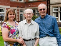 Audlem war veteran, 99, invited to VJ Day commemorations
