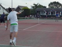 Wistaston Jubilee Tennis Club winners honoured with awards