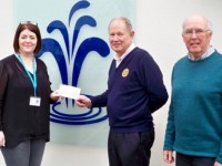 Nantwich rotarians raise £700 for St Luke's Hospice
