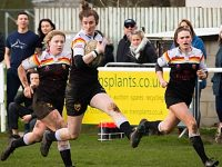 Crewe & Nantwich RUFC Ladies clinch promotion in thumping play-off win