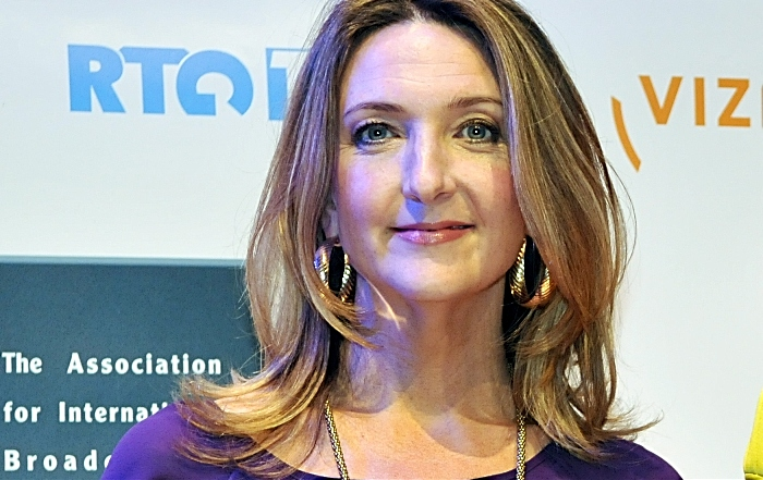 Victoria Derbyshire - pic by AIB London under creative commons