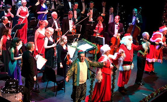 Viennese Strauss Christmas Gala at Lyceum