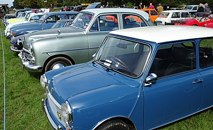 Yesteryear - Vintage and classic cars display (1)