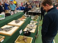 Universal Model Show entertains at Malbank in Nantwich
