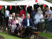 Hundreds enjoy South Cheshire Model Engineering Society open day