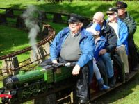 Hundreds enjoy South Cheshire Model Society open day
