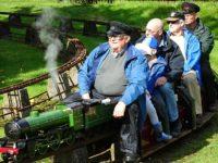 Hundreds enjoy South Cheshire Model Society open day