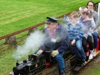 Rail fans enjoy Model Engineering Society day in Willaston