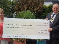 Choirs performance raises £300 for Nantwich Mayor charities
