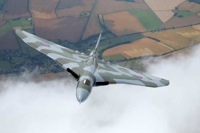 Vulcan plane