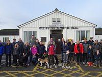 Wistaston walkers enjoy annual Boxing Day stroll
