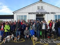 Wistaston dog walkers enjoy traditional Boxing Day stroll