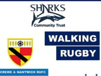 Walking Rugby to be held at Crewe & Nantwich RUFC