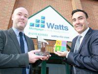 Nantwich firm Watts scoops second major industry award