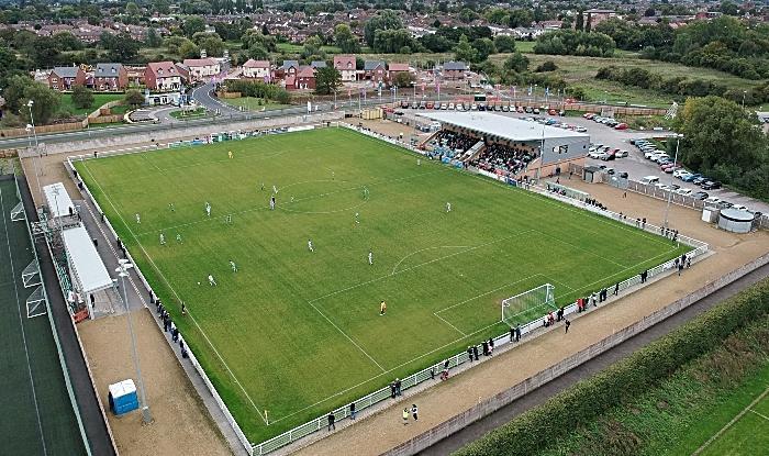 pandemic fundraiser - Nantwich Town - Weaver Stadium