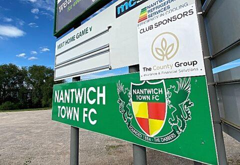 Nantwich Town to face Altrincham FC in pre-season friendly