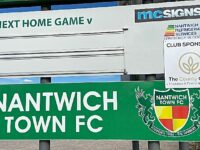 Nantwich Town given bye into next round of Cheshire Senior Cup