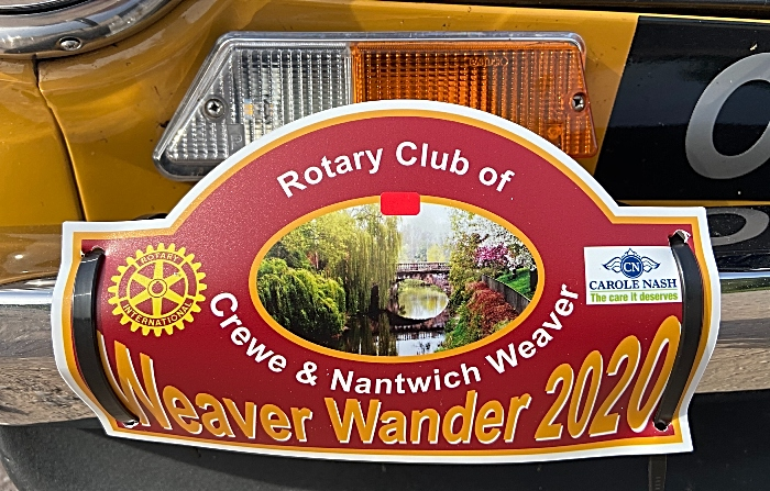 Weaver Wander 2020 logo attached to a vehicle (1)