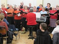 Wistaston Community Council stages Christmas concert
