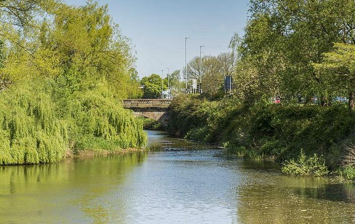 river weaver exhibition - Welsh Row Bridge Photo Paul Topham 1024