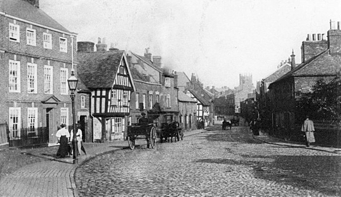 Welsh Row Nantwich