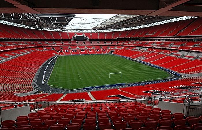 Wembley Stadium - FA Cup - pic by Jbmg40