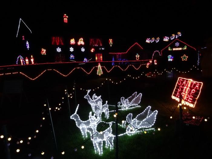 Weston - Charity Christmas Lights Display