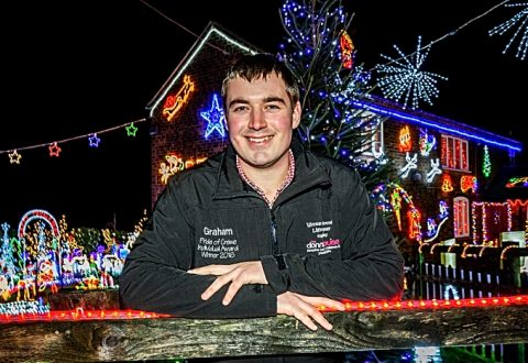 Hospice hails Graham's Weston Christmas Lights after raising £26,760