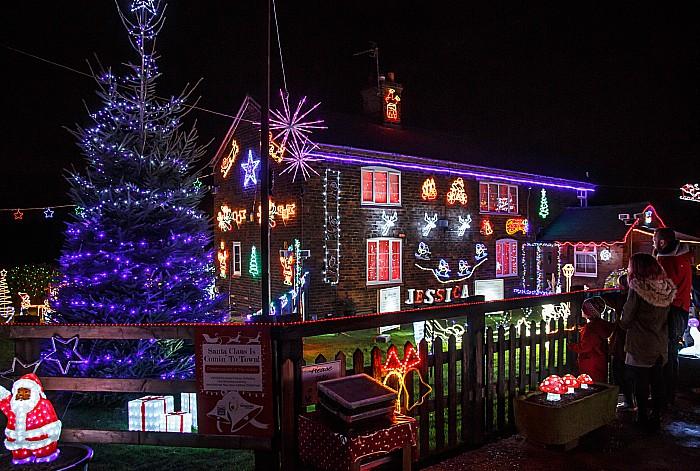 Weston Christmas Lights Display