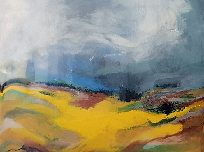 Wheat Fields - little cheshire gallery
