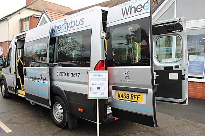 Wheelybus - Overwater marina project
