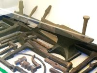 Nantwich Museum seeks help on rare whitesmith's tools