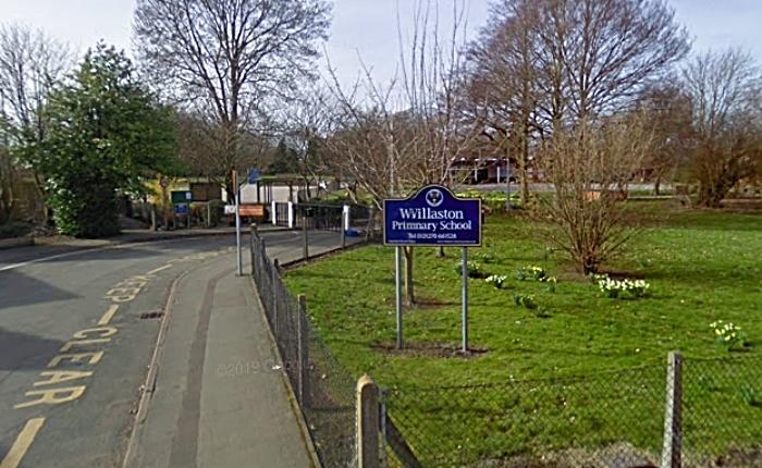 Willaston Primary School - Covid case