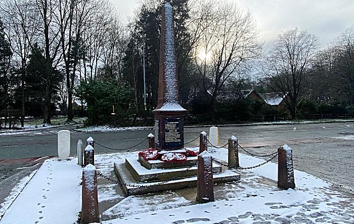 Willaston - War Memorial