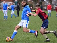 Leaders Square One beat Wistaston Leopard 3-2 to stay top